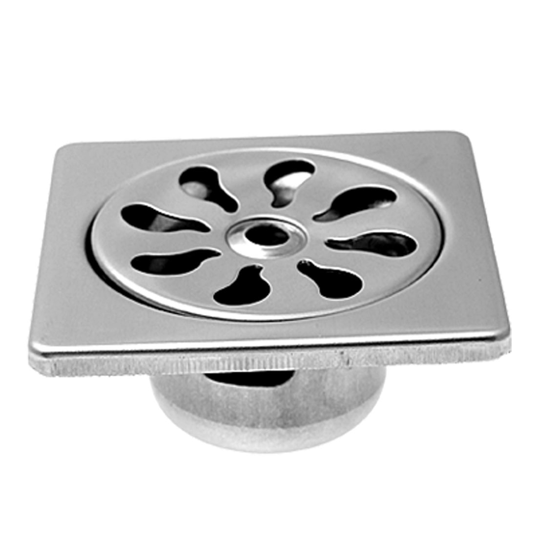"2"" Stainless Steel Floor Drain Strainer Cover Kitchen Bathroom Appliance"