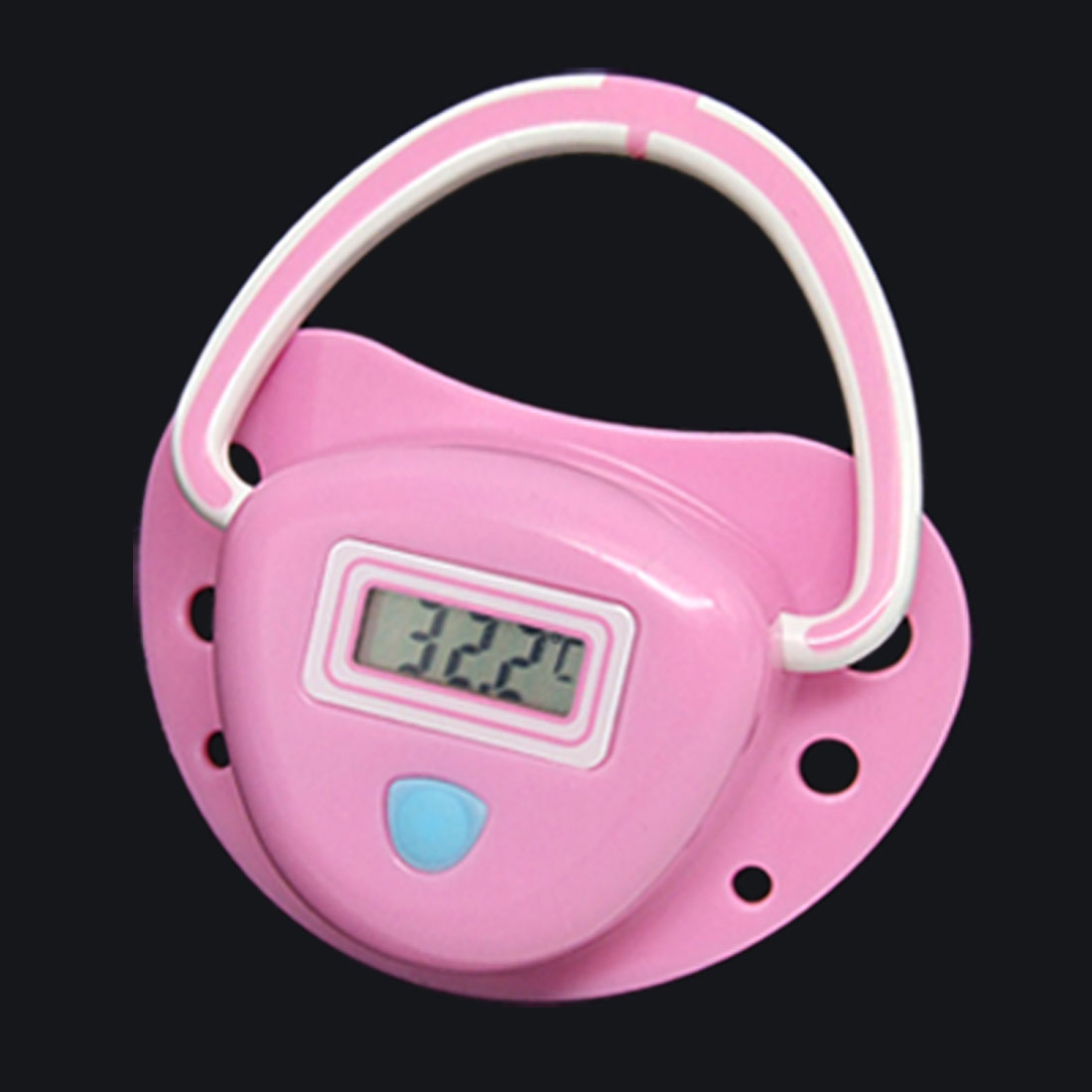 Water Resistant Digital LCD Baby Nipple Thermometer