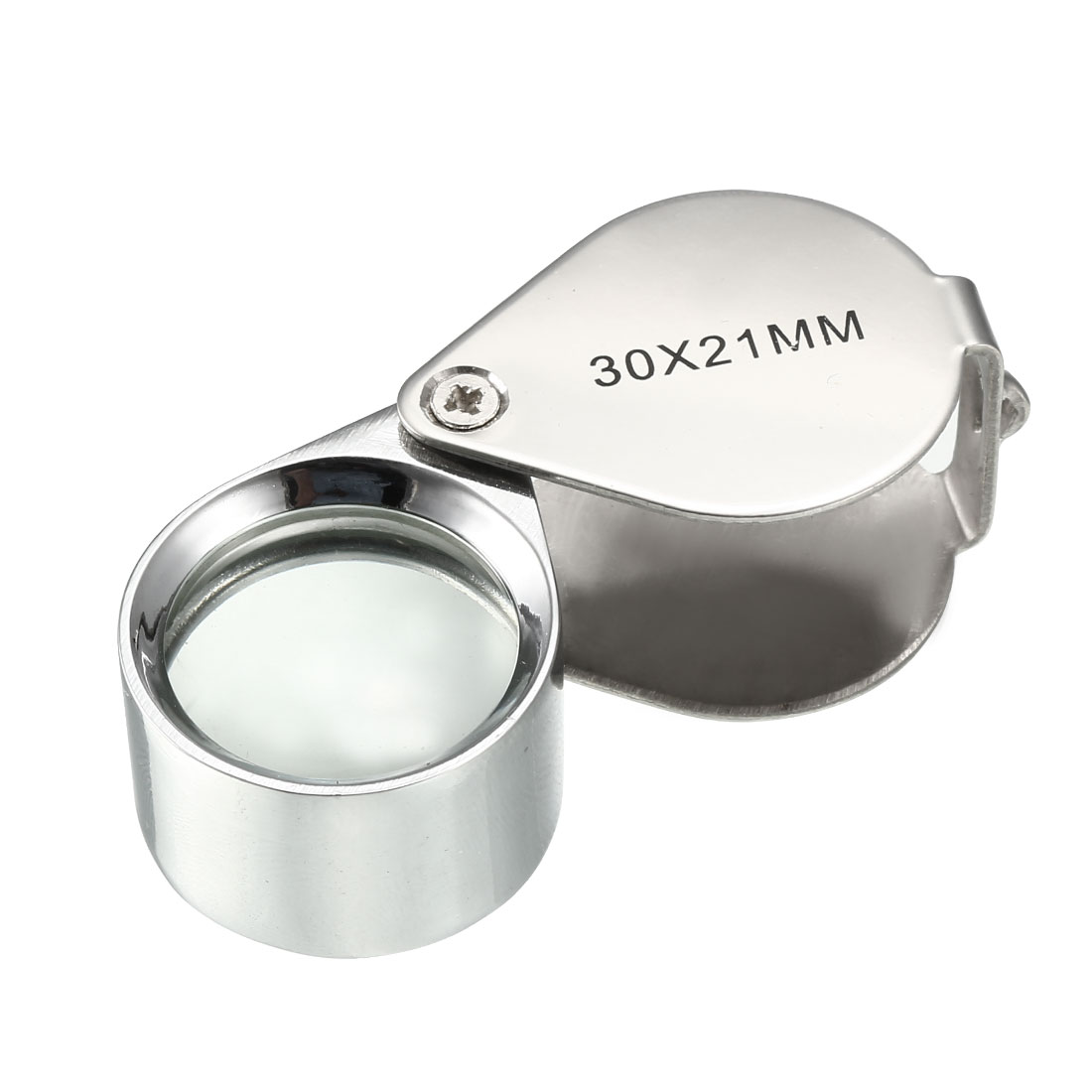4X 21mm Magnifier Jewelers Jewelry Magnifying Loupe