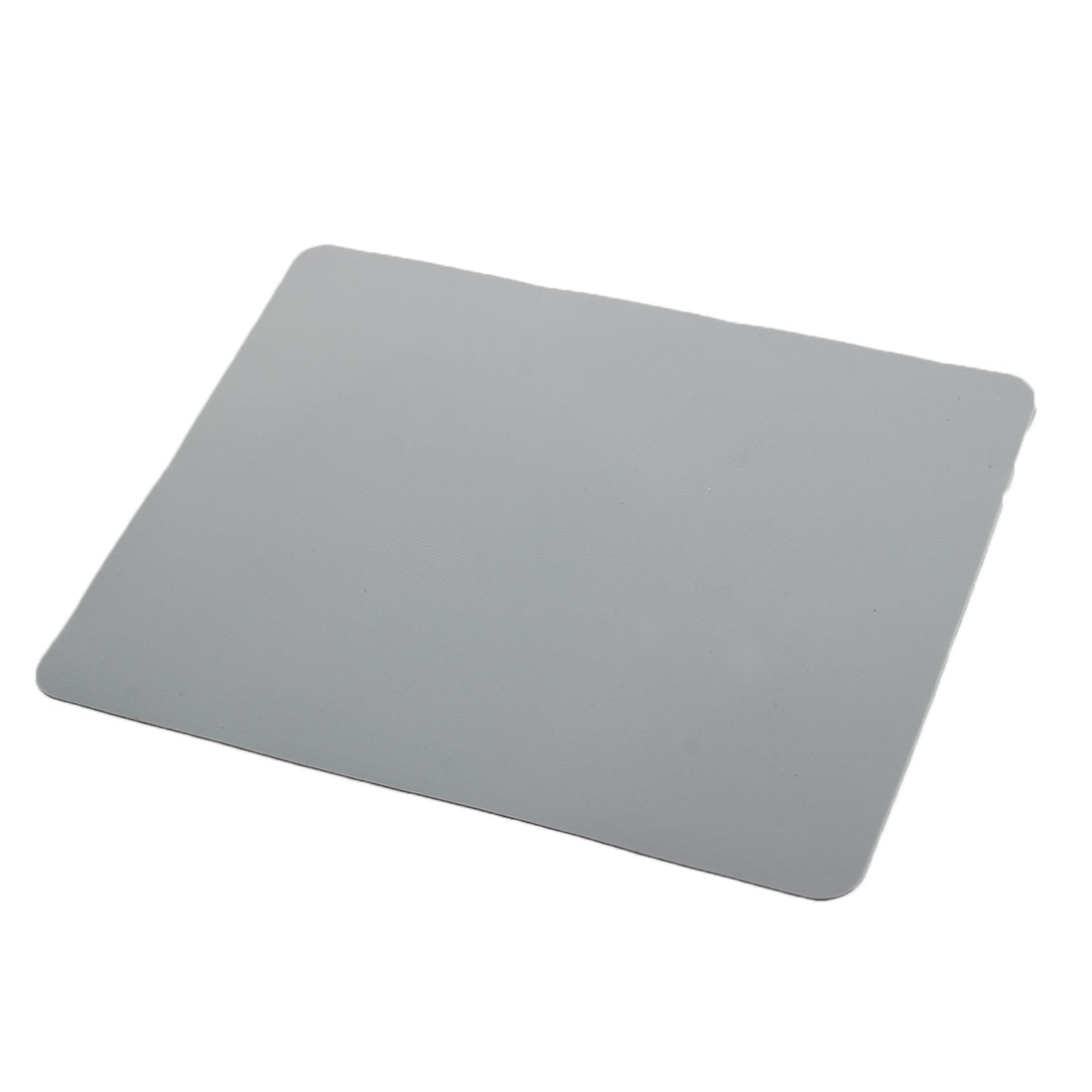 Silicone Mouse Pad Mat Gray for Computer Notebook