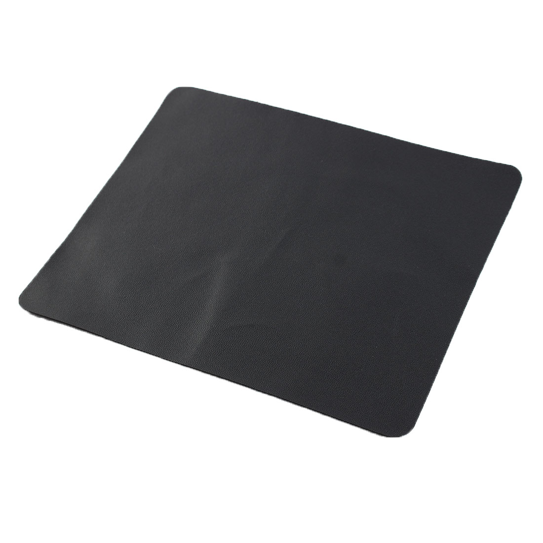 Office Home Soft Silicone Computer Notebook Mouse Pad Mat Black