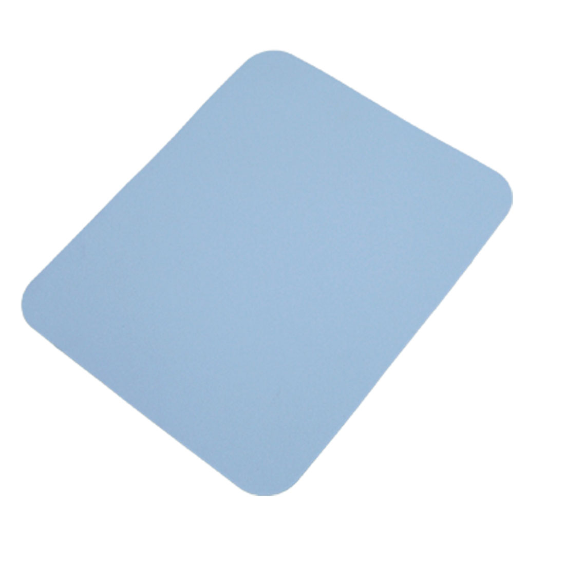 Sky Blue Silicone Mouse Pad Mat for PC Computer Laptop
