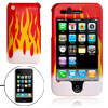Fire Pattern Design Hard Protective Case Cover for Apple iPhone 3G / 3GS