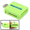 USB 2.0 Memory Card Reader Writer for Micro SD T-Flash