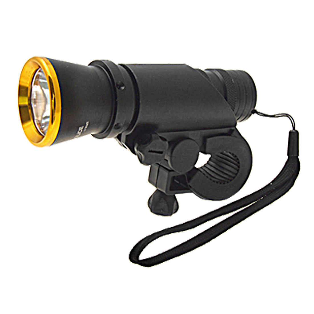 Bright LED Bike Bicycle Alloy Flashlight Hand Torch