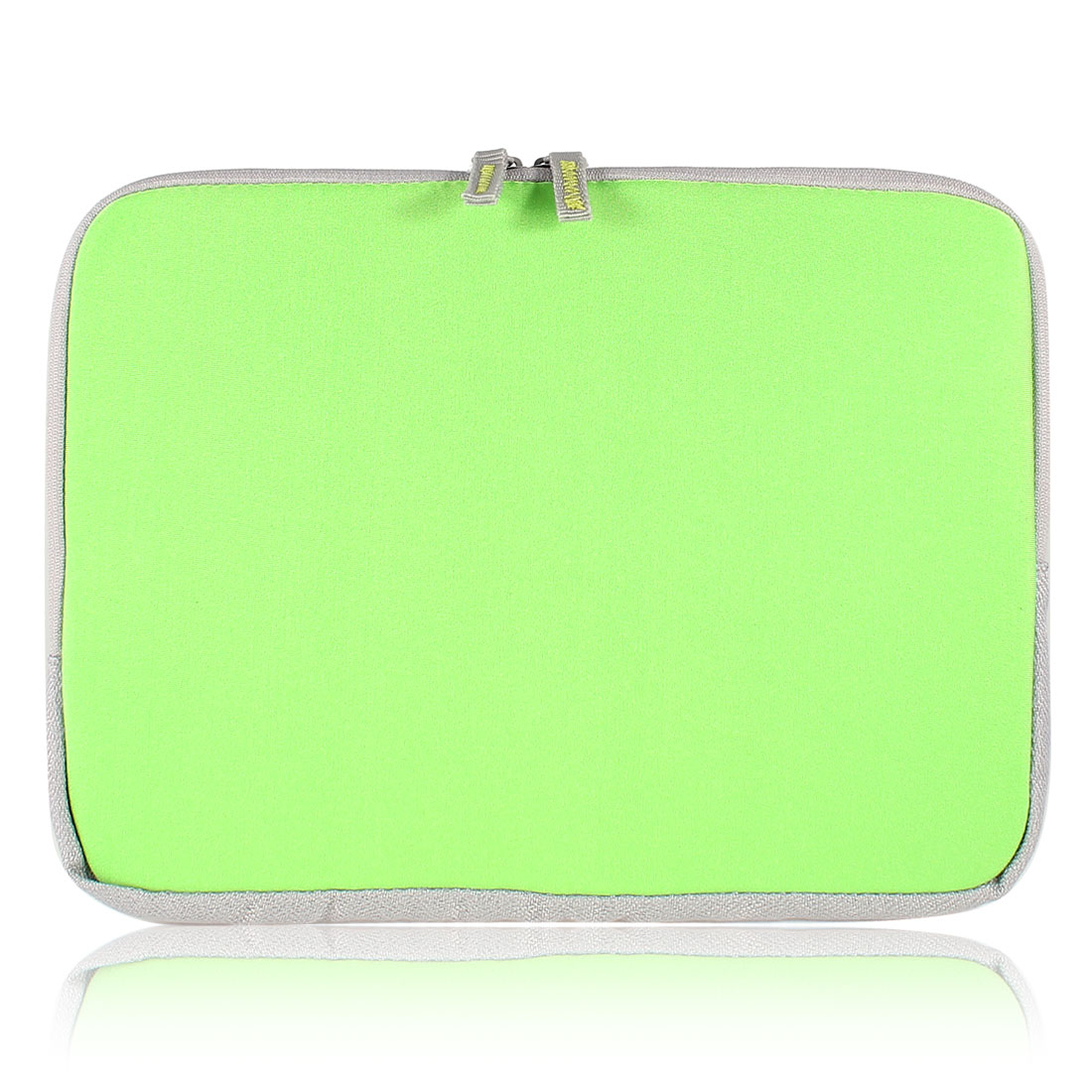 "10"" 10.1"" 10.2"" Yellowgreen Neoprene Laptop Sleeve Bag Case for HP TouchPad"