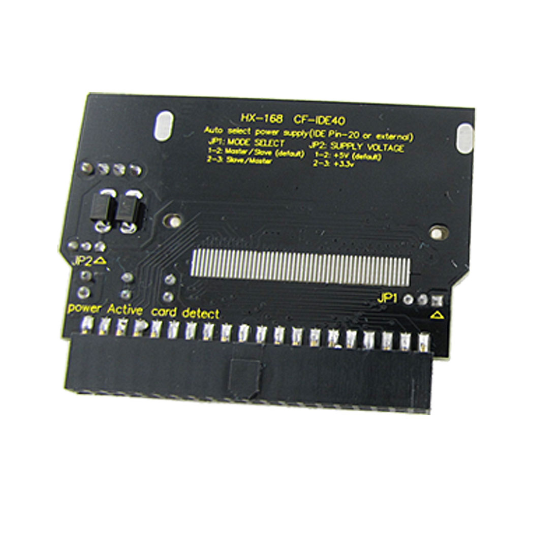 Direct Single CF to 40 Pin Female Connector IDE Adapter Converter Bootable