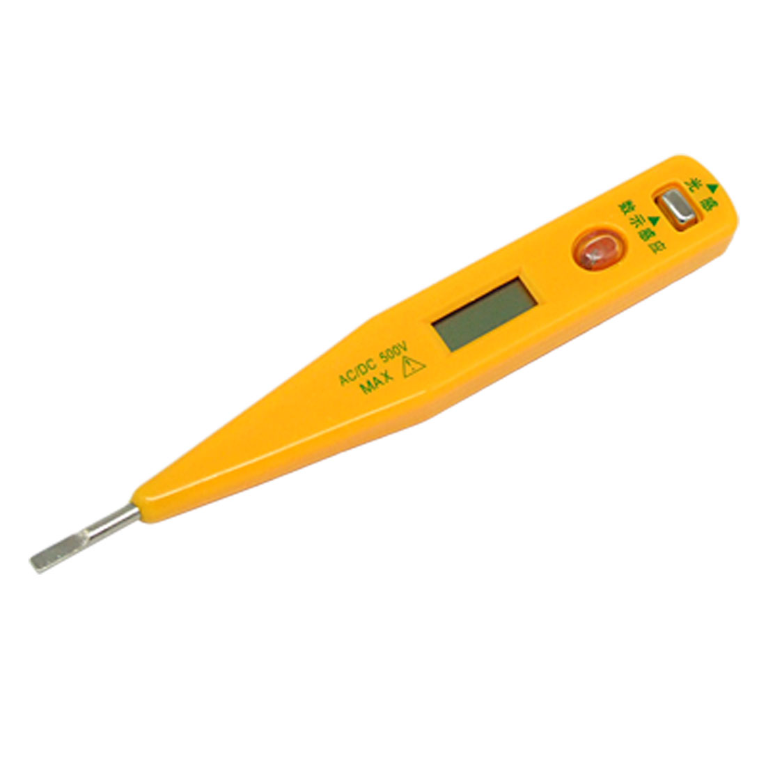 LCD Digital AC DC Voltage Tester Detector Screwdriver
