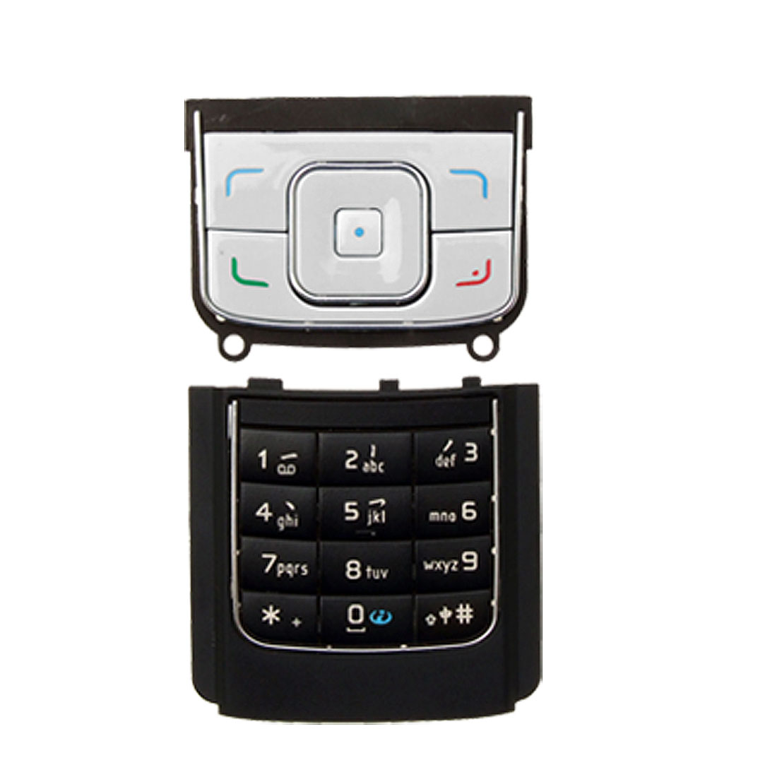 Replacement Keypad Keyboard Button for Nokia 6288