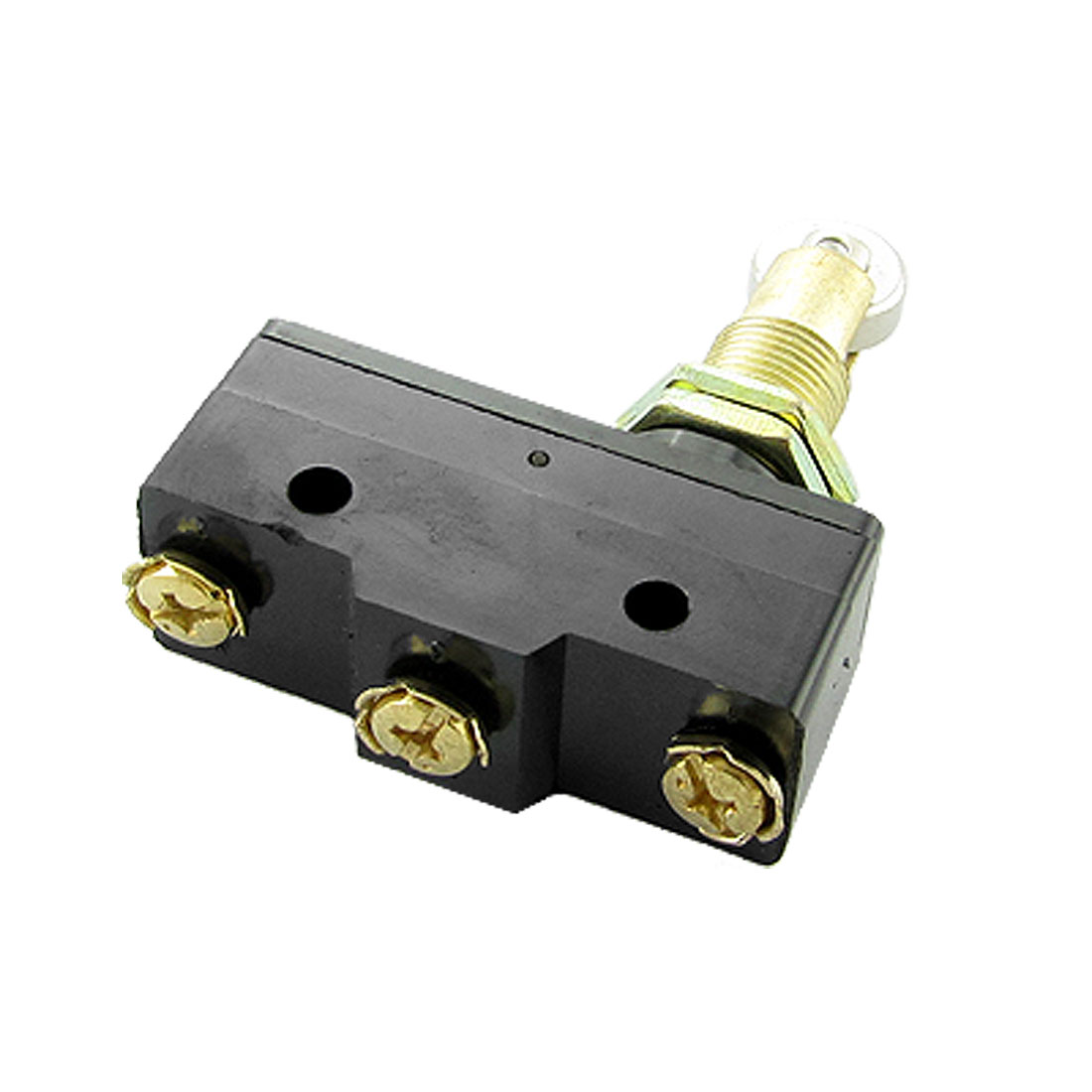 SPDT Micro Action Basic Switch Panel Mount Roller Plunger with Screw Terminal
