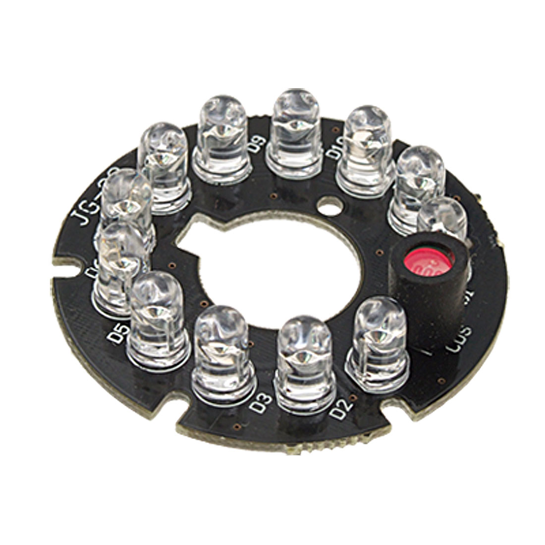 IR 12 Led Board Plate for CCTV Security CCD Camera Ovqnb