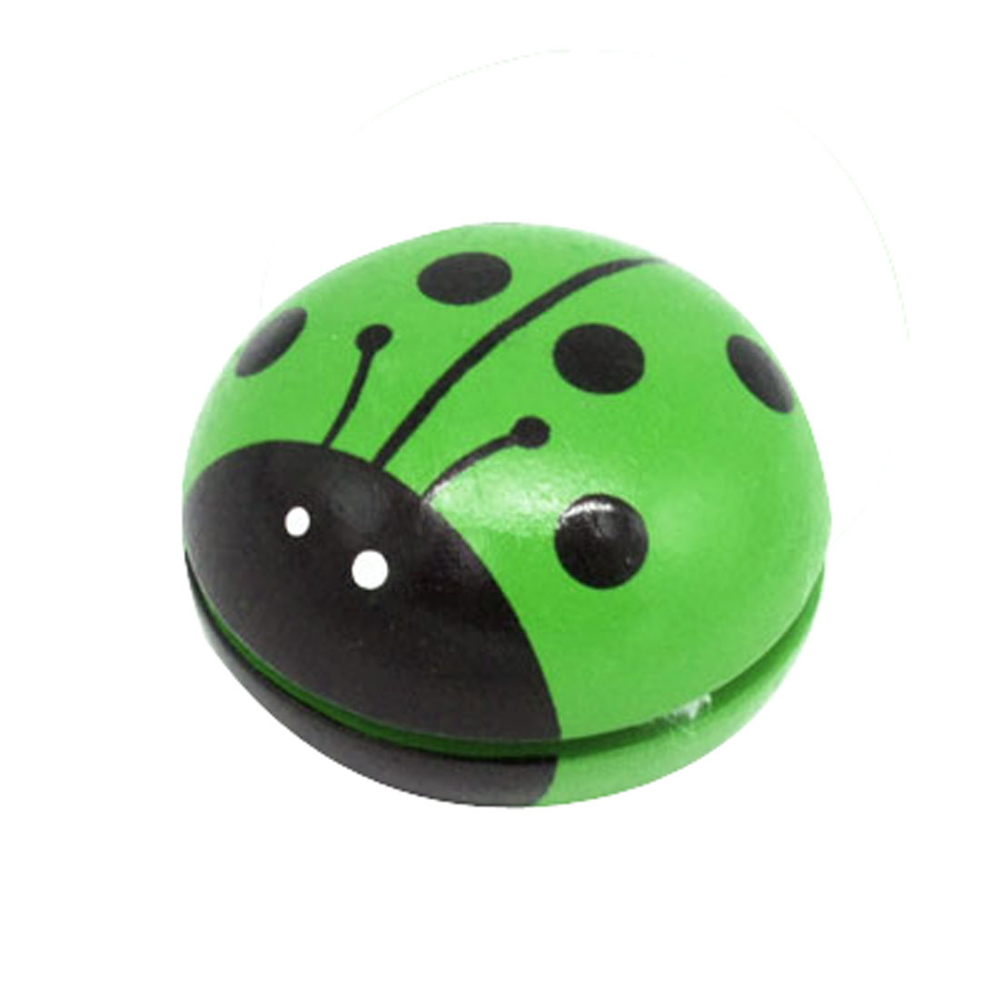 Novelty Ladybird Shaped Yo-Yo Kids Wooden Toy Gift