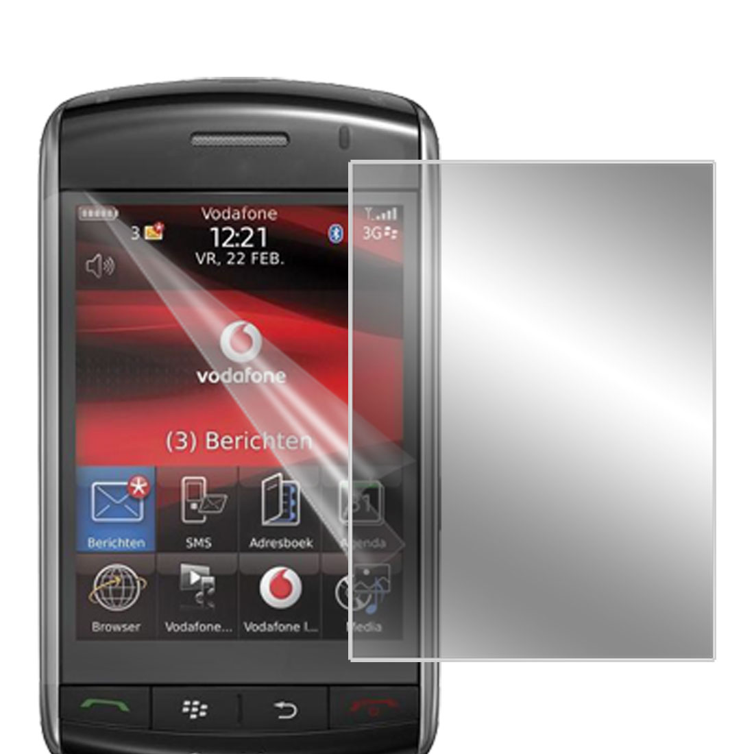 LCD Screen Protector Guard for BlackBerry Storm 9500