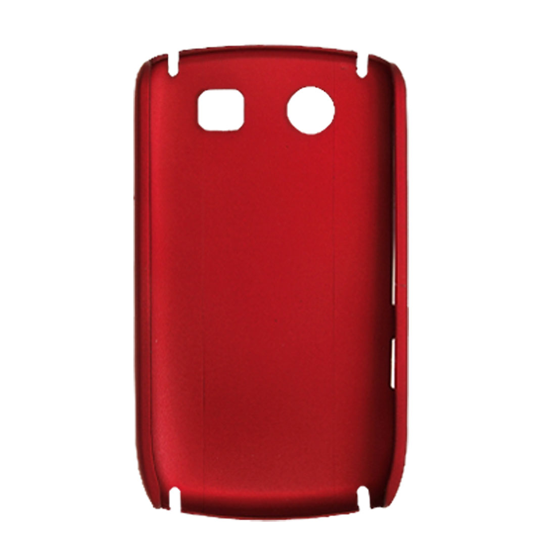 Red Hard Plastic Case Protector for Blackberry 8900 9300