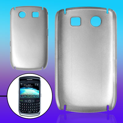 Gray Hard Plastic Case Cover for Blackberry 8900 9300