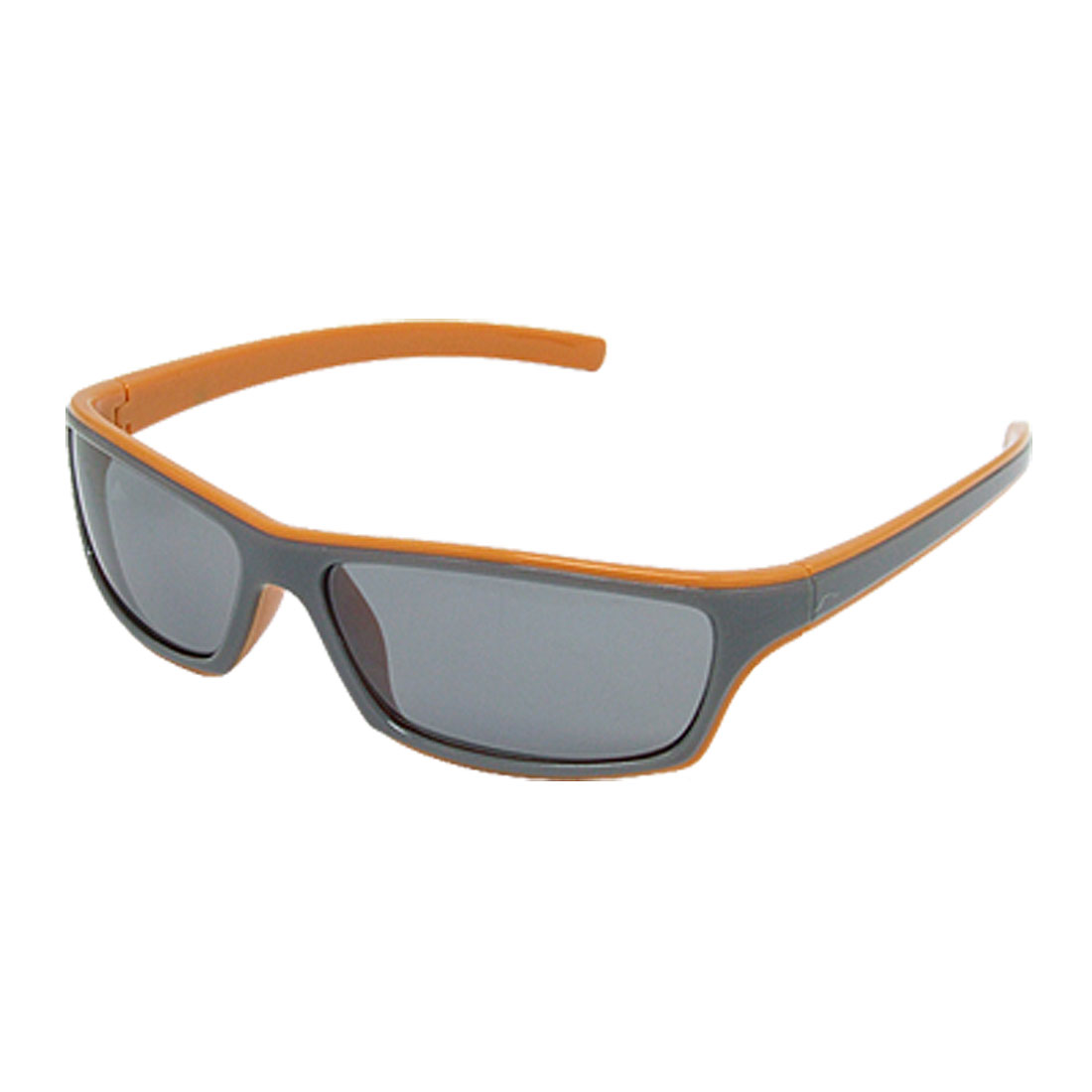Fashion Lady's Sunglasses with Orange Grey Frame