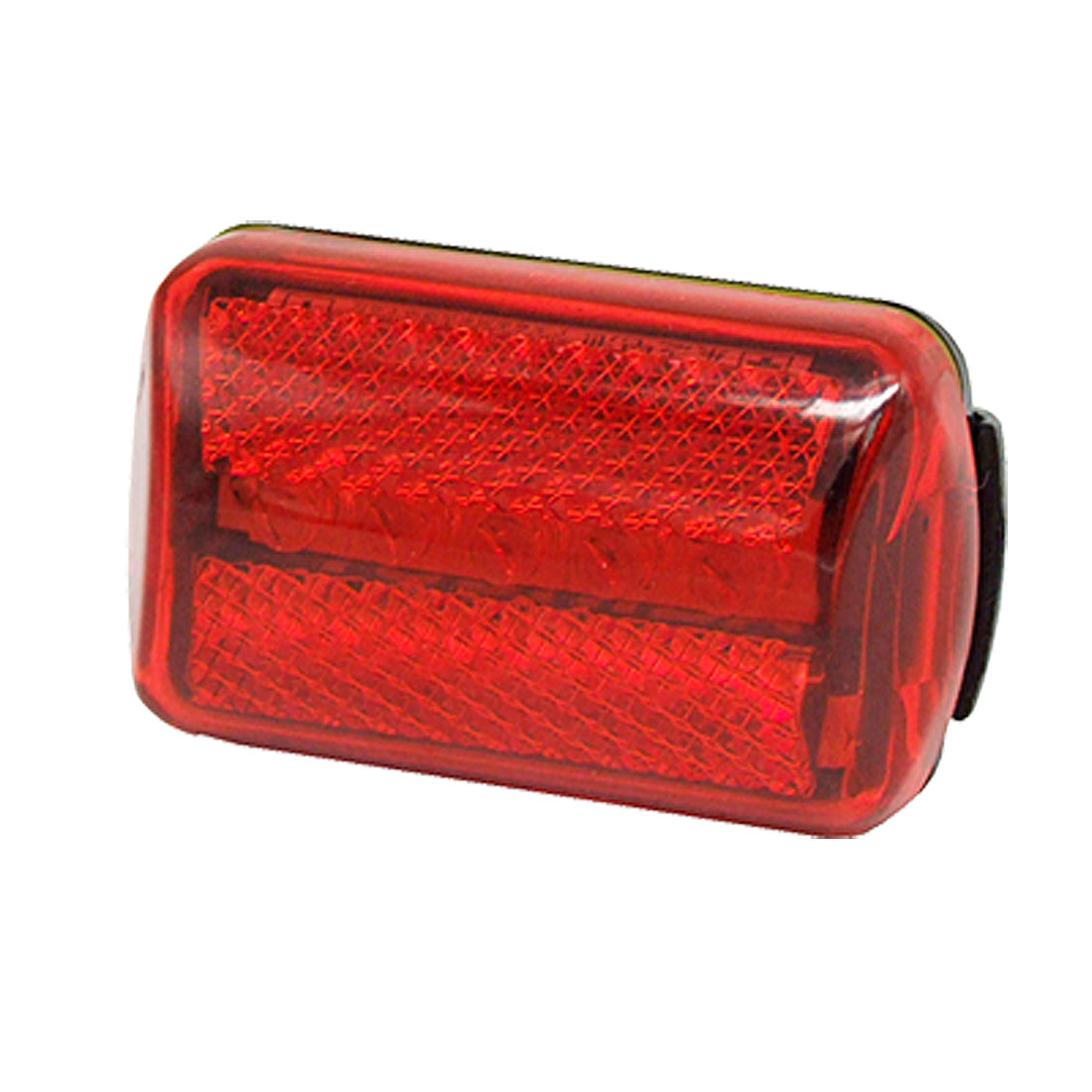 5 Red LED Rear Bike Bicycle Flash Light Lamp with 7 Mode
