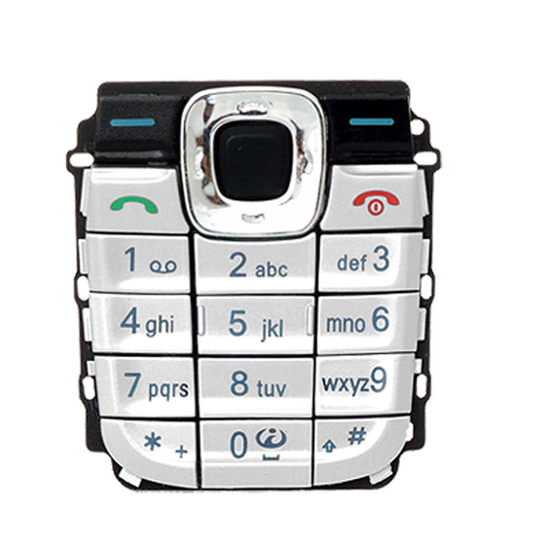 For Nokia 2610 Mobile Keyboard Replacement Keypad Button