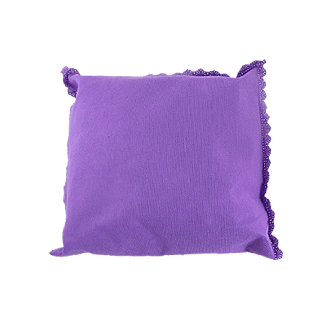 Purple Car Air Deodorant Bamboo Charcoal Package Bag