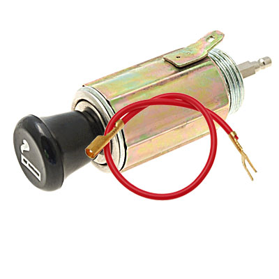 Replacement Car Auto Cigarette Chart Lighter Adapter Set DC-12V