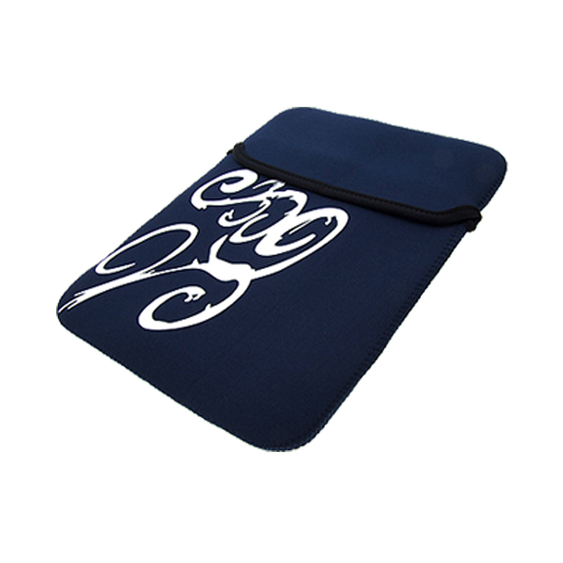 """10"""" 10.1"""" 10.2"""" Blue Neoprene Notebook Laptop Sleeve Bag Case for TouchPad"""
