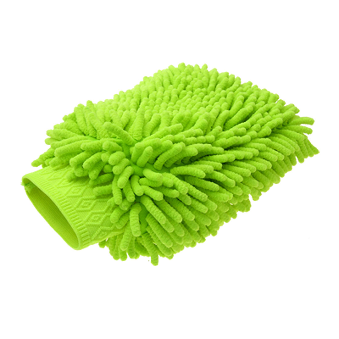 Microfiber Chenille vehicle Car Wash Cleaning Mitten Brush