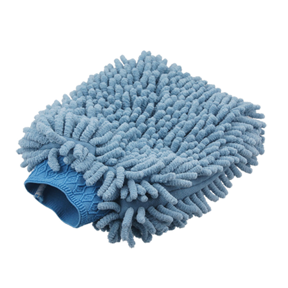 Vehicle Window Microfiber Chenille Cleaning Mitten Glove