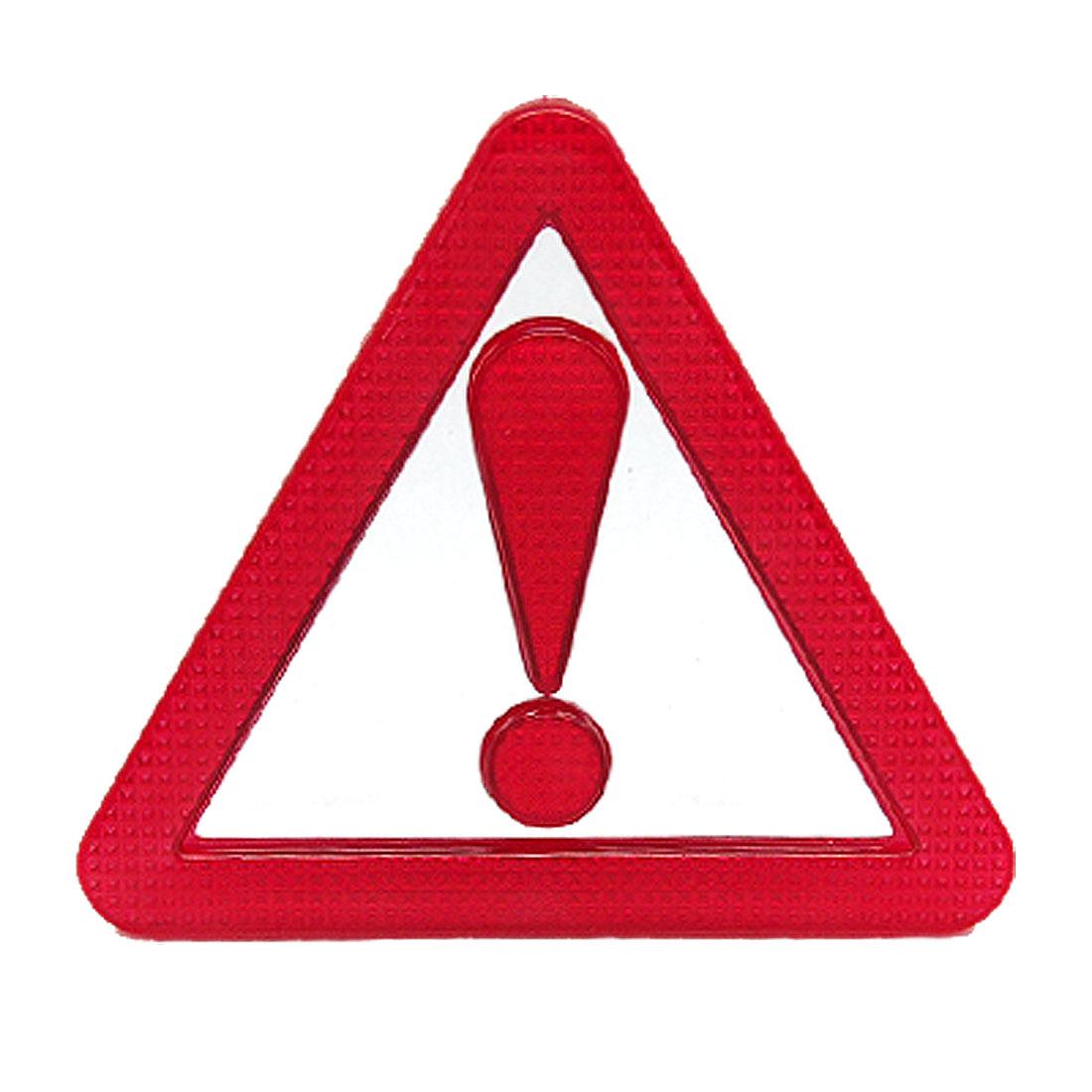 Warning Sign Danger Sign Plate for Car