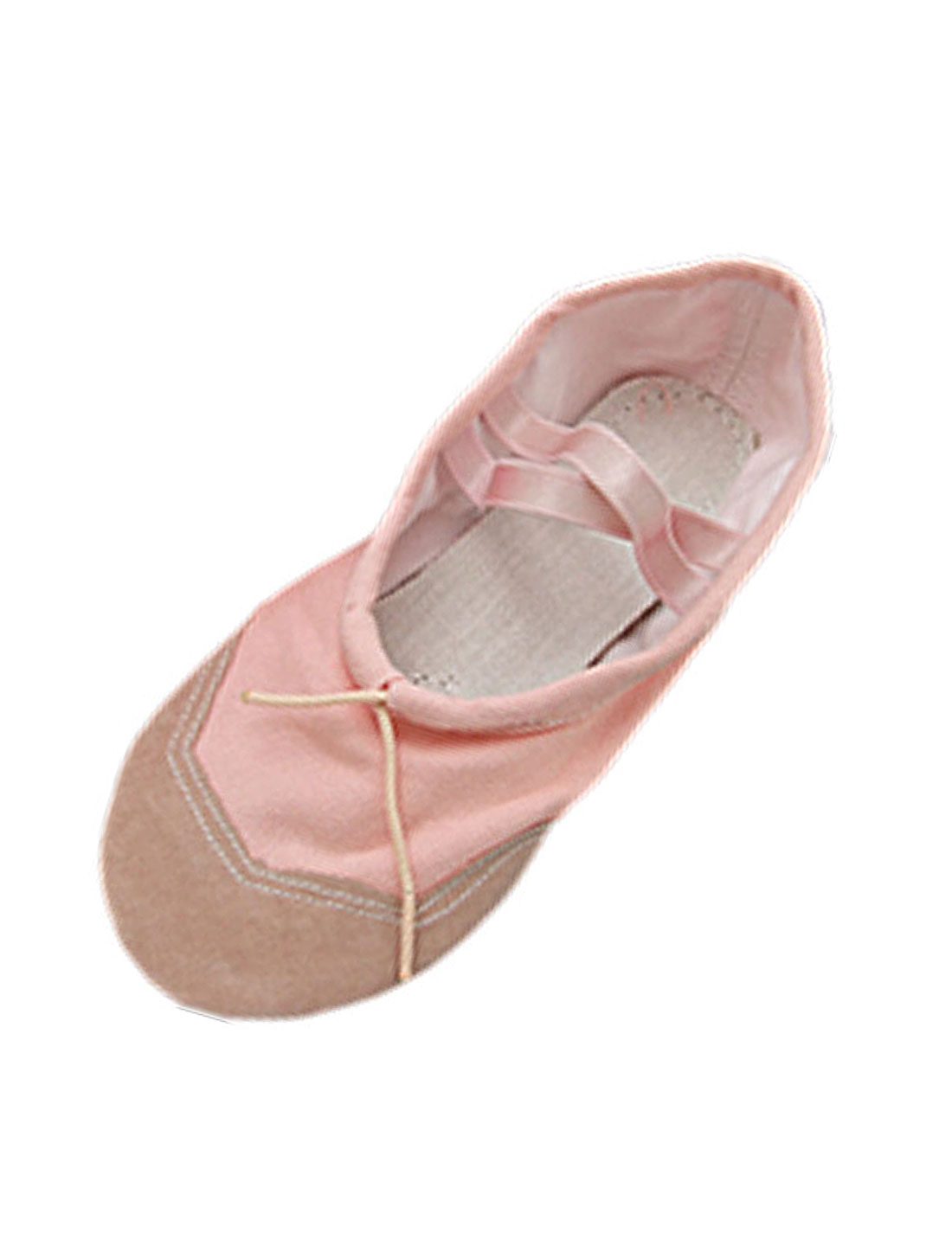 Pink Soft Dancing Dance Ballet Ladies' Shoes Size 10