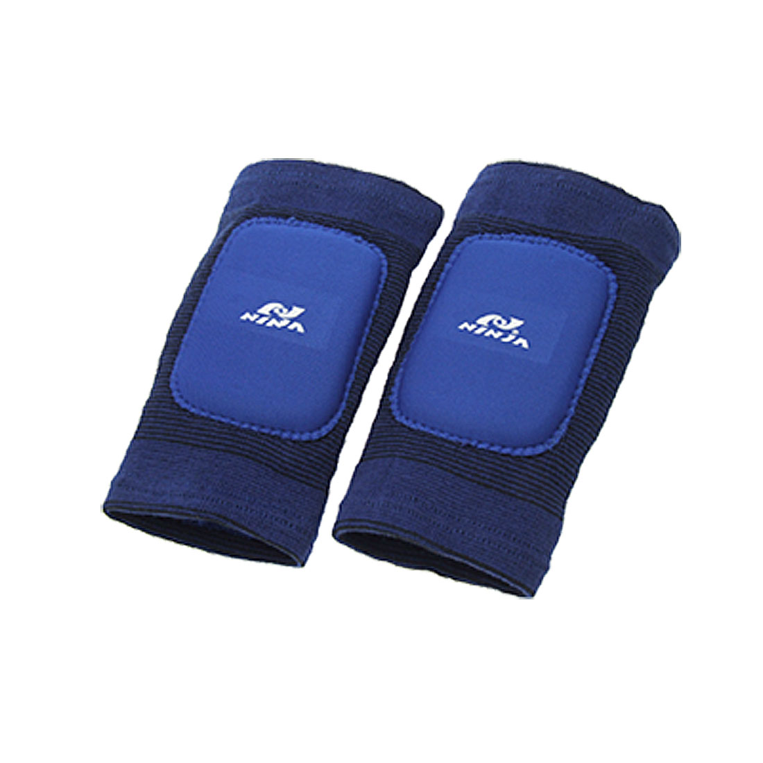 Sports Knee Support Sleeves Joint Protector Blue 2PCS for Arthritis Relief