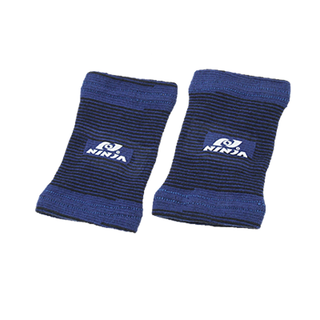 Blue Sports Wrist Support Protector for Athlete Size M