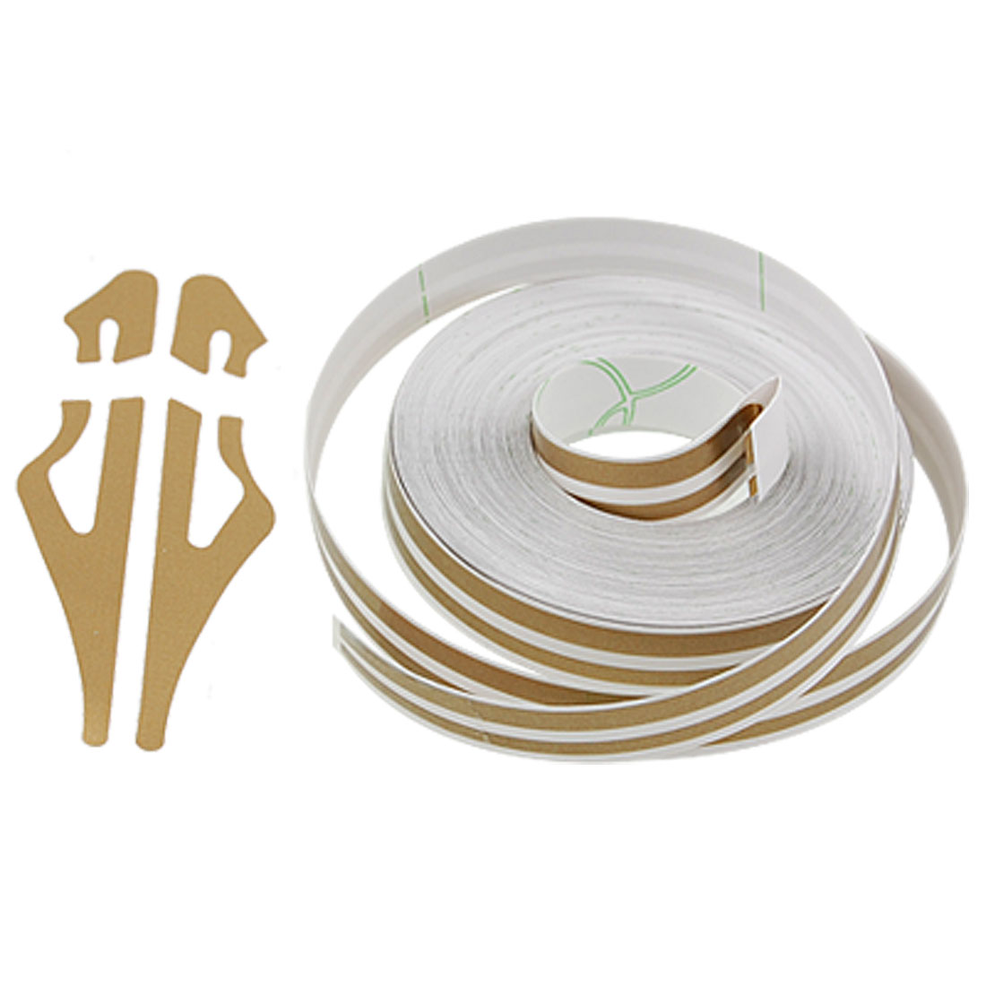 Khaki Auto Film/ Adhesive Striping Tape W12 x L9800mm