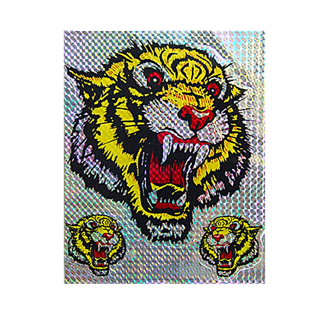 Roaring Tigers Racing Logo Car Truck Decorative Window & Body Decal Sticker