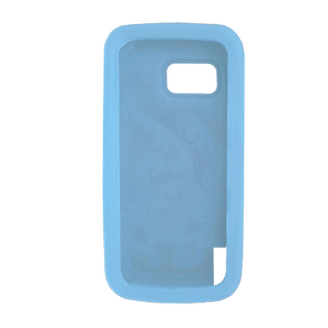 Anti-Scratch Soft Silicone Skin Case Cover for Nokia 5800