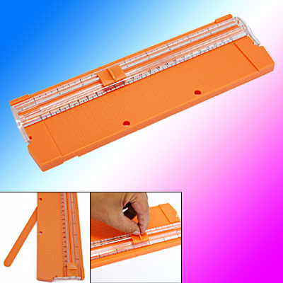 22cm Portable Plastic Scrapbook Paper Cutter Trimmer