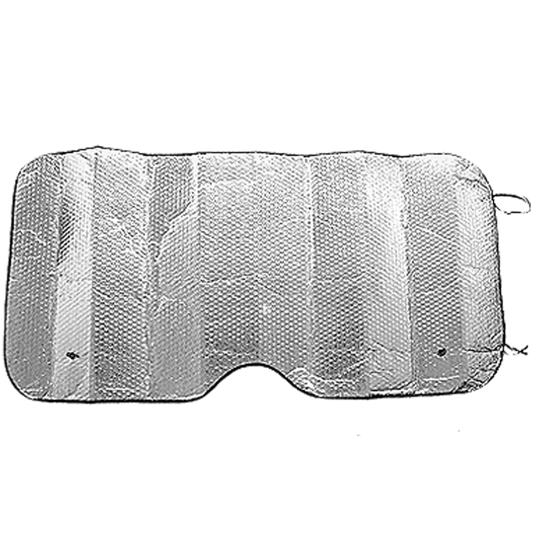 Silvery Reflective Heat Sun Shield Shade for Car Auto Rear Back Window
