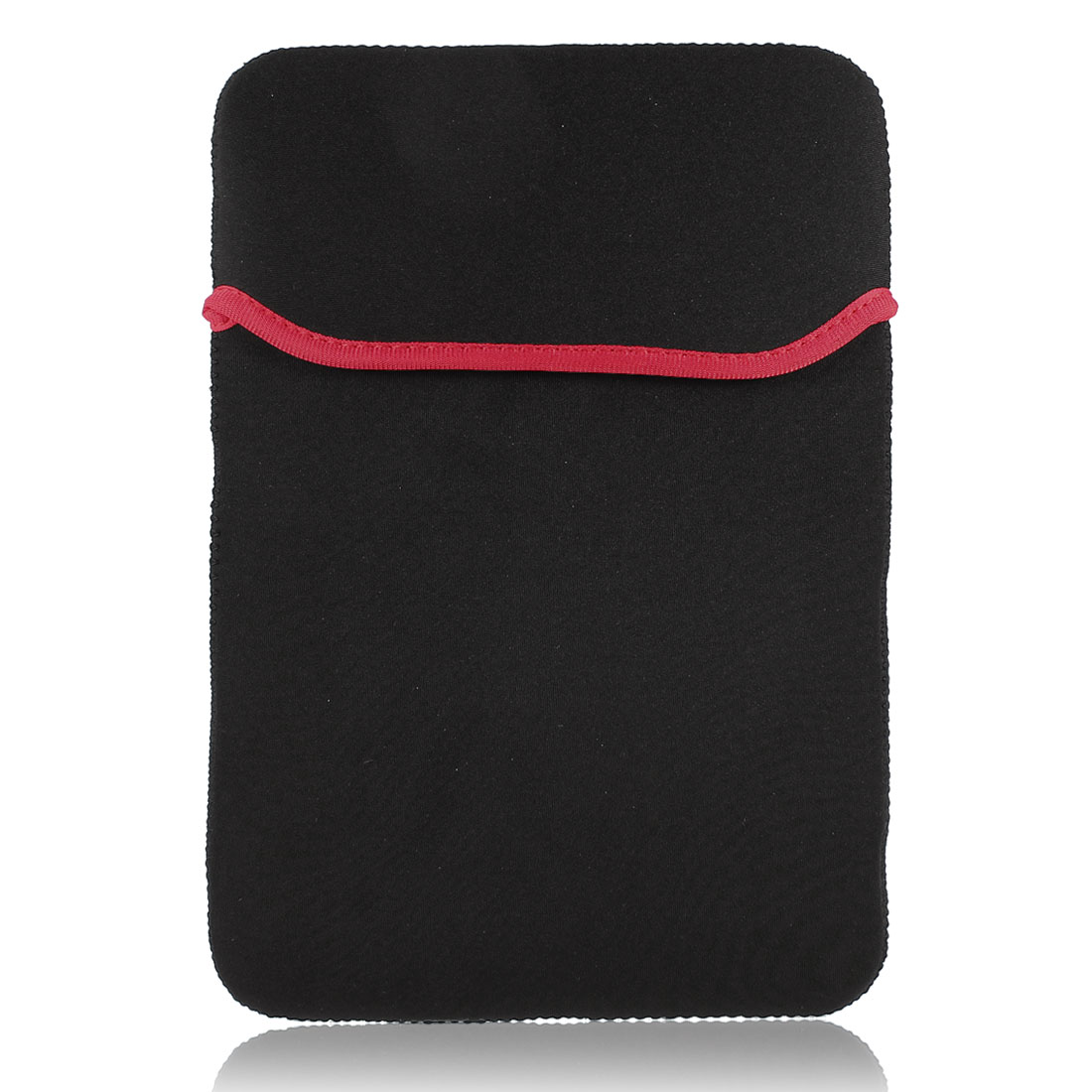 "14"" 14.1"" Black Neoprene Laptop Notebook Sleeve Case Bag Pocuh"