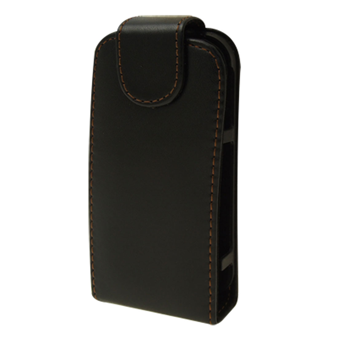 For Nokia N85 Flip Flap Leather Pouch Shield Cover Case