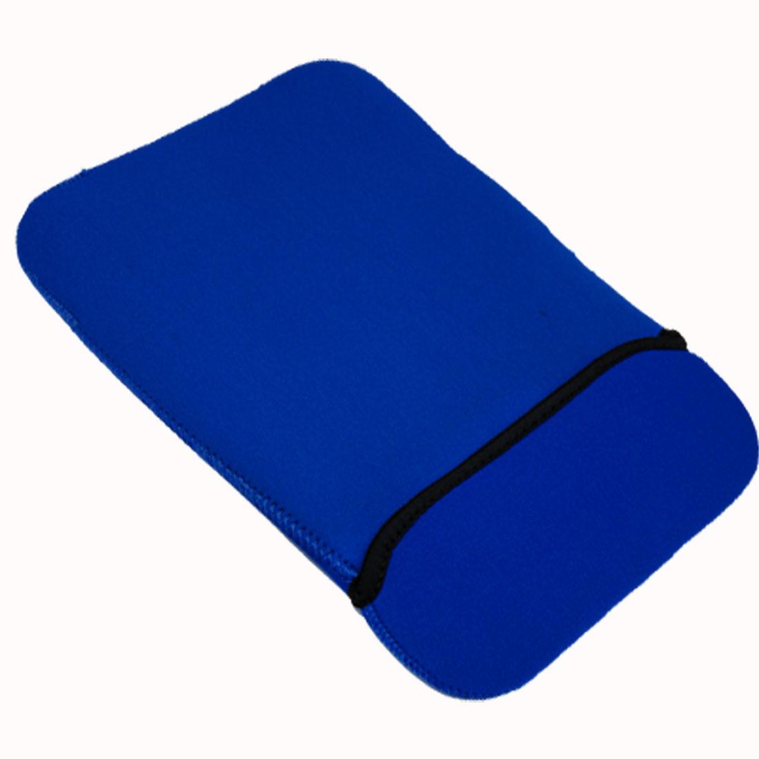 "10"" 10.1"" 10.2"" Blue Neoprene Notebook Laptop Sleeve Bag Case for Notebook"