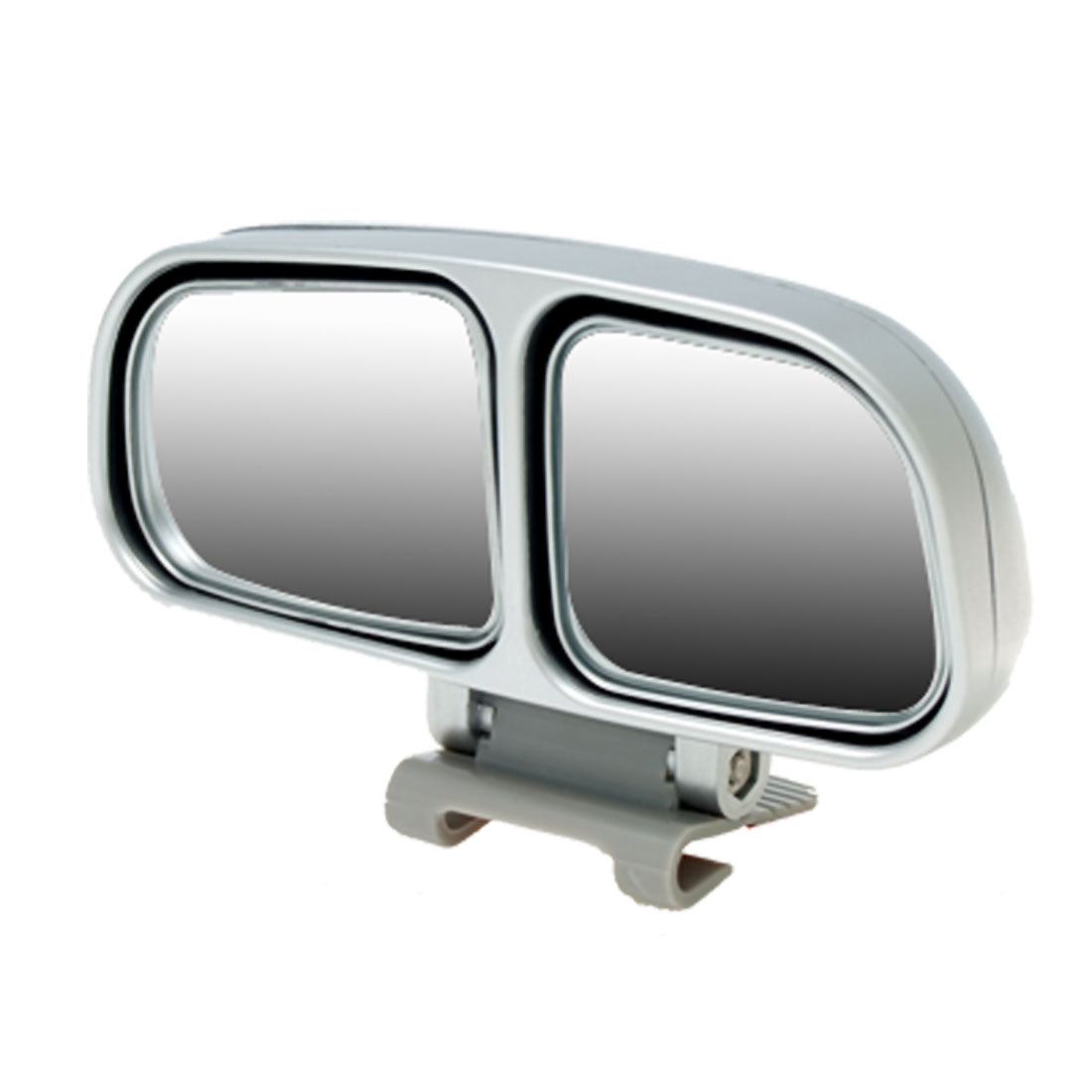 Swing View Convex Wide Angle Side Car LEFT Auxiliary Safety Blind Spot Mirror