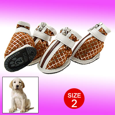Small Protective Boot Pet Sport Dog Shoes 2#