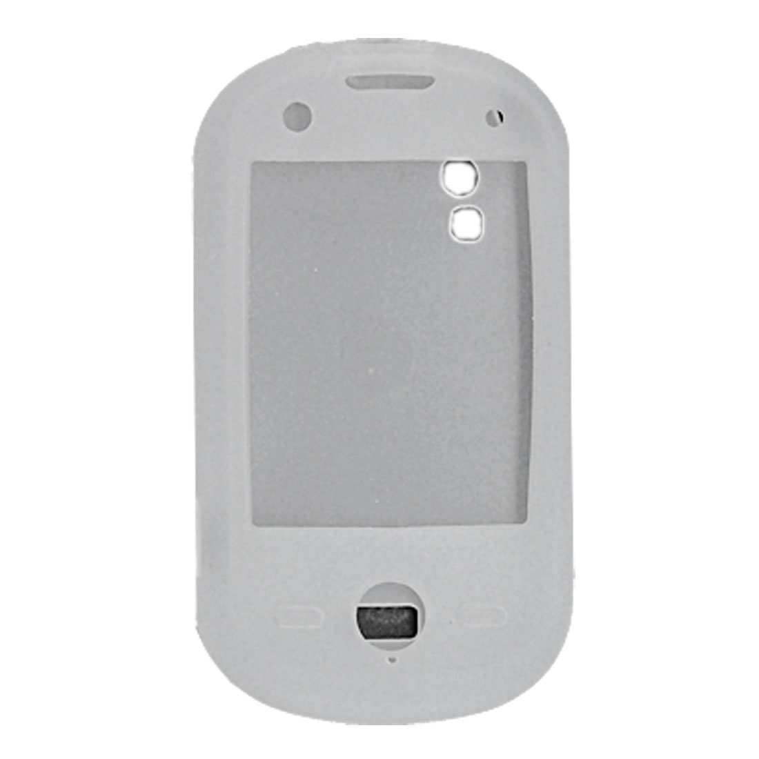 Clear White Silicone Shield for Motorola A3100