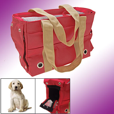 Carry Travel Carrier Tote Carrying Bag forDog with Ventilation Meshes
