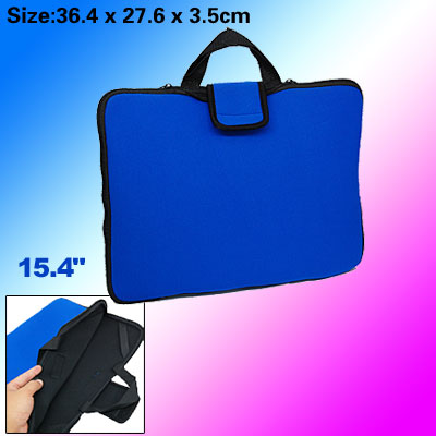 15.4 Inch Laptop Sleeve Notebook Handbag Carrying Case