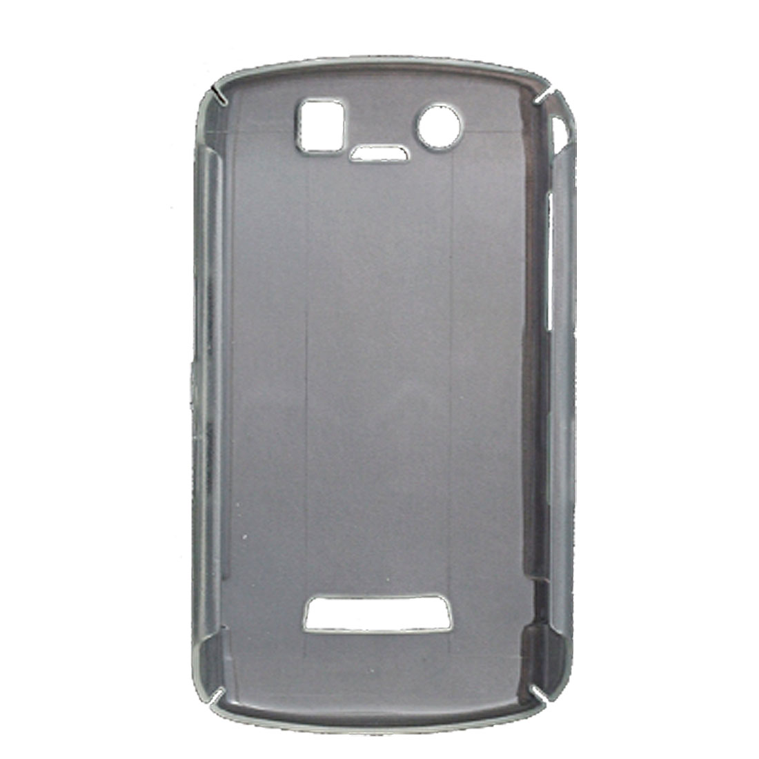 Crystal Plastic Back Case Protector Cover for Blackberry 9500