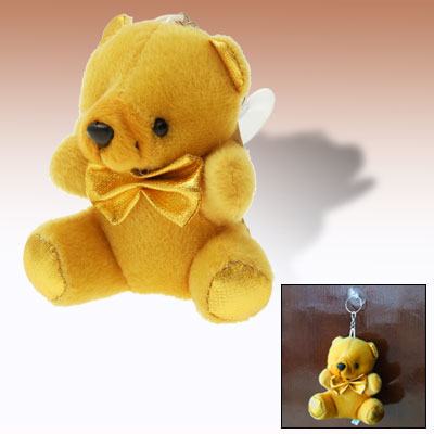New Cuddly Lovable Plush Stuffed Bear Toy with Suction Cup