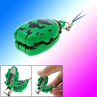 Alligator Shaped Stainless Steel Nail Clipper w Strap