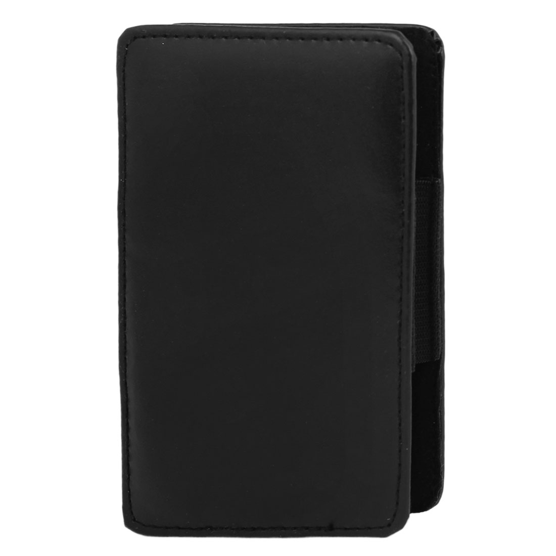 "Black Leather Case Cover Box for 2.5"" HDD Hard Drive Disk"