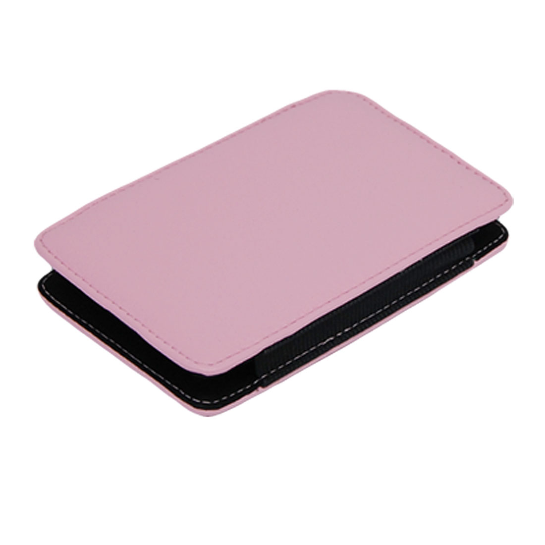 "Harddisk Protection Pink PU Leather Case Cover 2.5"" 2.5 Inches Portable HDD Box"