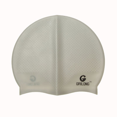 Anti-Slip Swimmers' Durable Comfortable Silicon Swim Cap